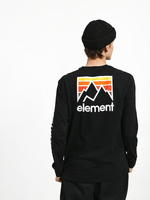 Longsleeve Element Joint (flint black)