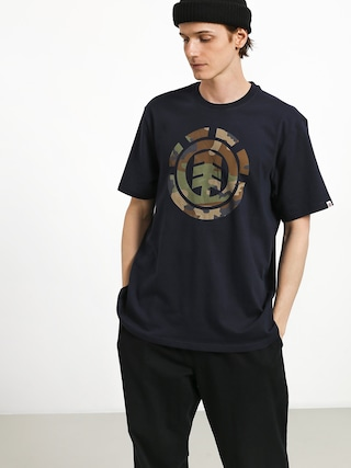 T-shirt Element Foundation Icon (eclipse navy)