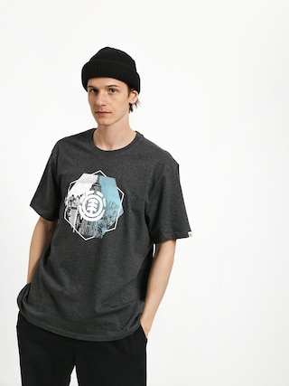 T-shirt Element Rotation (charcoal heather)