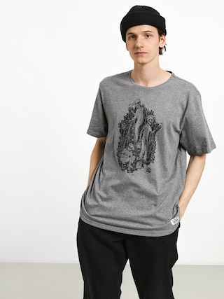 T-shirt Element Night Shift (grey heather)