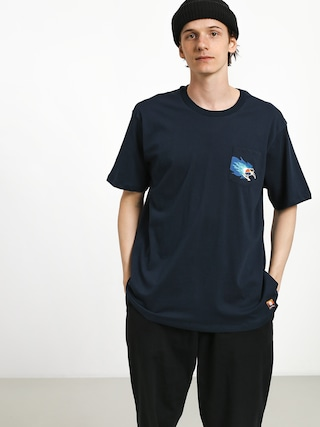 T-shirt Element Hoffman Pkt (eclipse navy)