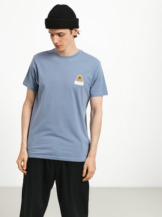 T-shirt RVCA Castaway (dusty blue)