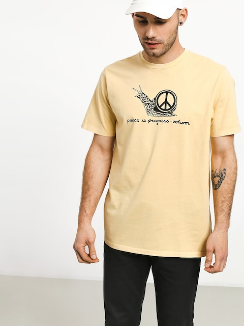 T-shirt Volcom Peace Is Progress