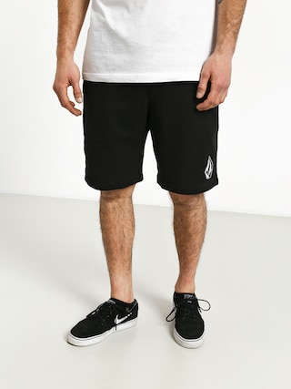 Szorty Volcom Deadly Stns Flc (blk)