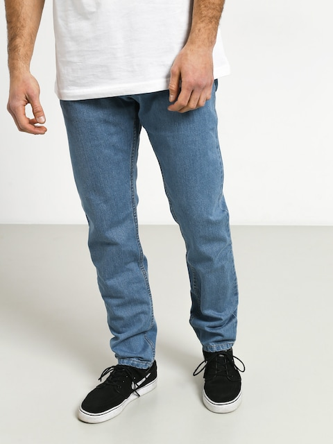 Spodnie Elade Selvedge (light blue denim)