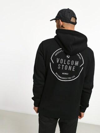 Bluza z kapturem Volcom General Stone HD (blk)