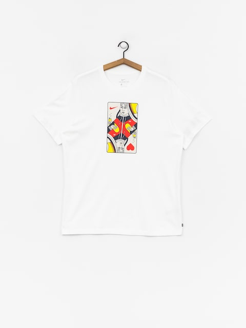 T-shirt Nike SB Queen Card