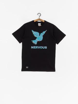 T-shirt Nervous Lcd (black)