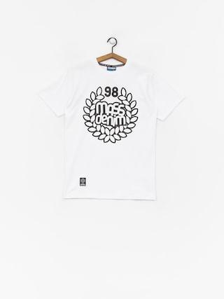 T-shirt MassDnm Base Wmn (white)