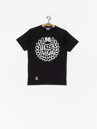 T-shirt MassDnm Base Wmn (black)