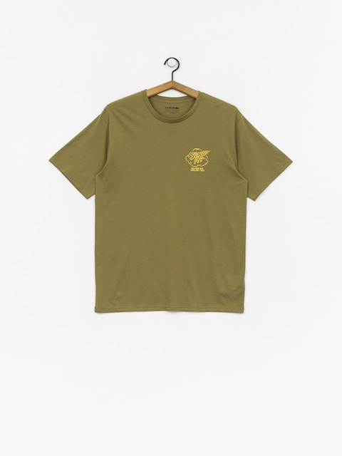 T-shirt Dakine Send It (olive drab)