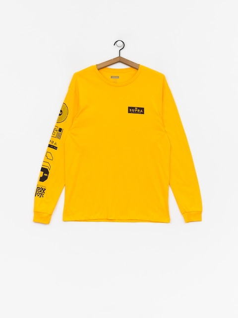 Longsleeve Supra Nexus (caution)