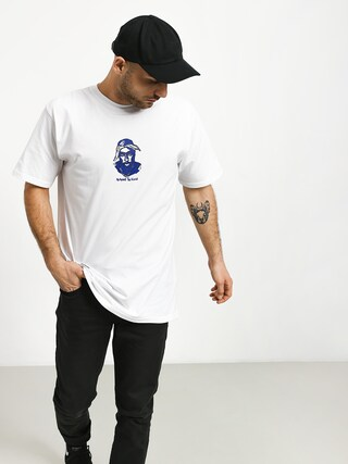 T-shirt MassDnm Icon MC 2Pac (white)