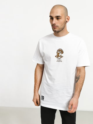T-shirt MassDnm Icon MC Biggie (white)