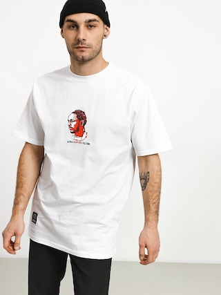 T-shirt MassDnm Icon MC Kendrick (white)
