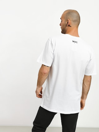 T-shirt MassDnm Signature Medium Logo (white)
