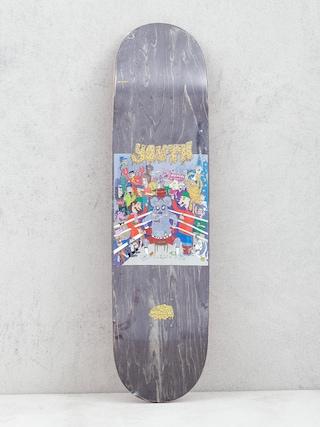 Deck Youth Skateboards Myszka (black/multi)