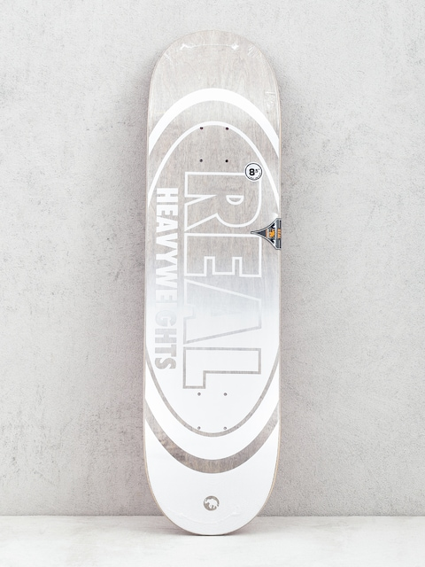 Deck Real Heavy Weight (grey/whie)