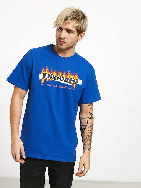T-shirt Thrasher Ripperd