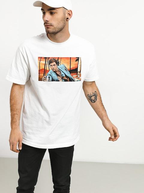 T-shirt DGK Cheers (white)