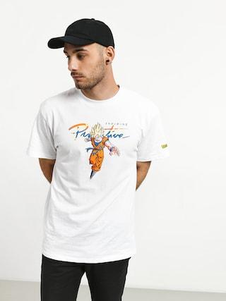 T-shirt Primitive Nuevo Goku Saiyan (white)