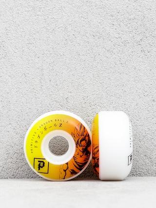 Kółka Primitive Dbz Goku Team (white/orange)