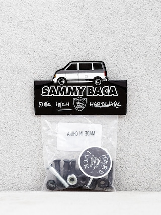 Montażówki Hard Luck Sammy Baca Phillips (black/silver)