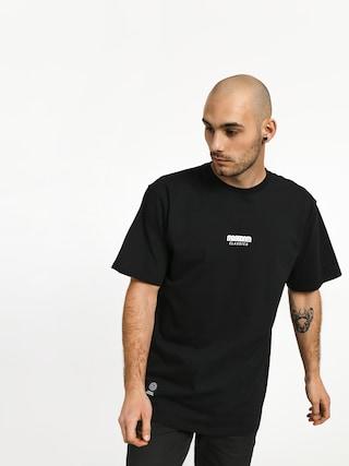T-shirt MassDnm Classics Small Logo (black)