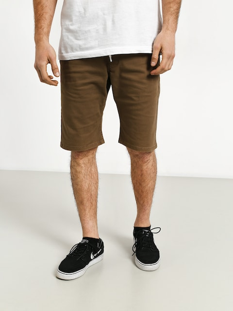 Szorty MassDnm Classics Straight Fit (beige)