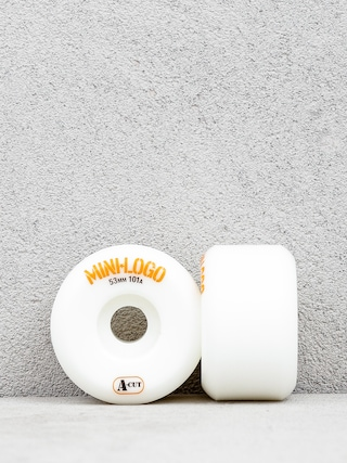 Kółka Minilogo Whl Mini Logo A Cut (white)