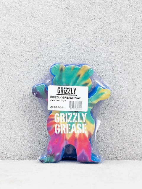 Wosk Grizzly Griptape Grizzly Grease (royal blue)