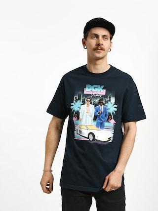 T-shirt DGK Vibes (navy)