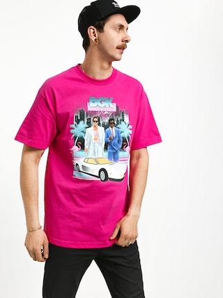 T-shirt DGK Vibes (pink)