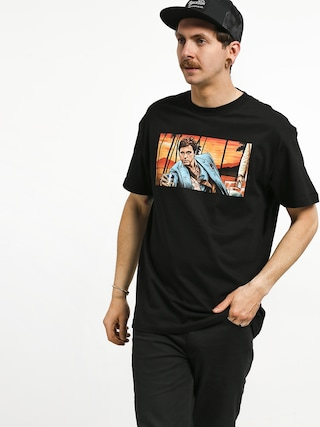 T-shirt DGK Cheers (black)