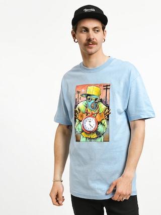 T-shirt DGK Timepiece (powder blue)
