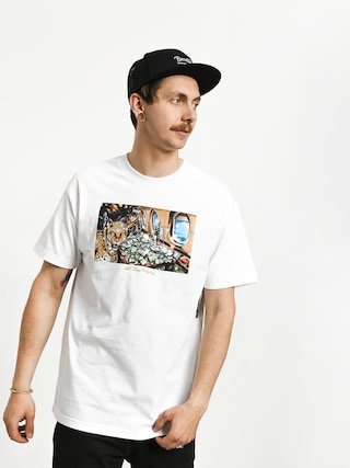 T-shirt DGK Mile High (white)