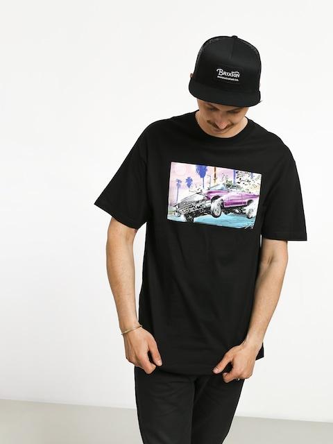 T-shirt DGK Leanin (black)