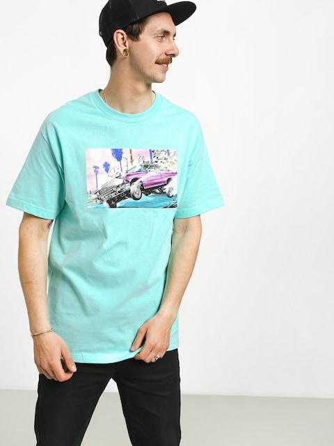T-shirt DGK Leanin (celedon)