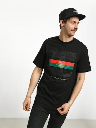 T-shirt DGK Lux (black)