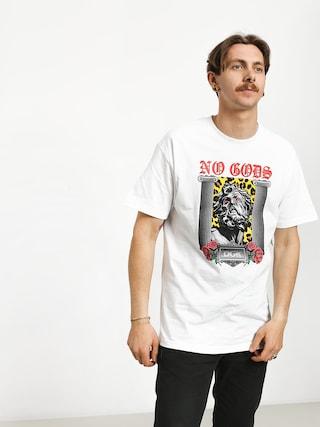 T-shirt DGK No Gods (white)