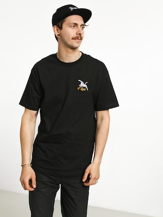 T-shirt DGK Flight (black)