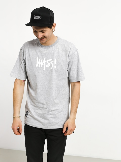 T-shirt MassDnm Signature Medium Logo