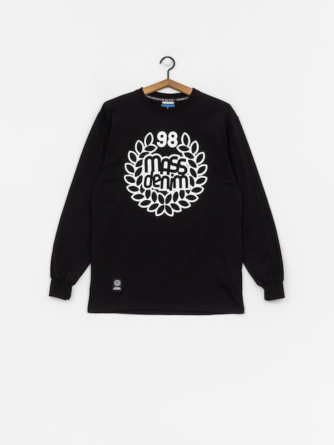 Longsleeve MassDnm Base (black)