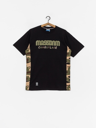 T-shirt MassDnm Shelter (black)