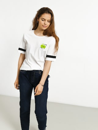T-shirt Element Yawyd Cr Wmn (white)