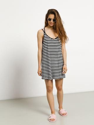 Sukienka RVCA Vacay Wmn (black/white)