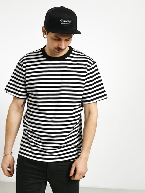 T-shirt The Hive Stripes (black/white)