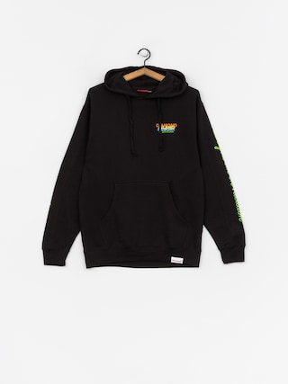 Bluza z kapturem Diamond Supply Co. Diamond Resort HD (black)