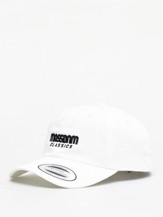 Czapka z daszkiem MassDnm Classics ZD (white)