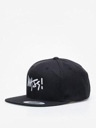 Czapka z daszkiem MassDnm Signature ZD (black)